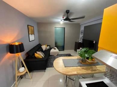 Studio KL Fully Furnish , Liberty Arc Near Ampang KLCC Pertama Residen