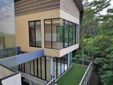 (SPACIOUS) NEW 3.5 storey - Newest Elite Bungalow with Modern Design