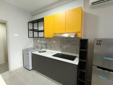 Liberty Arc , KL Studio Ampang KLCC With TV Heater Washing Actual
