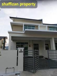 Taman Mengkuang Jaya, Kubang Semang - 3 storey Unit