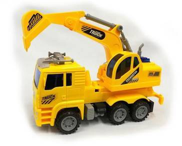 Toy excavator digger lorry truck 27cm