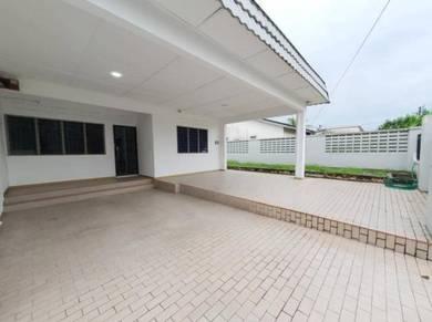 FULL LOAN 38x80sqf Taman Sri Skudai Jln Emas Single Storey SEMI D SALE