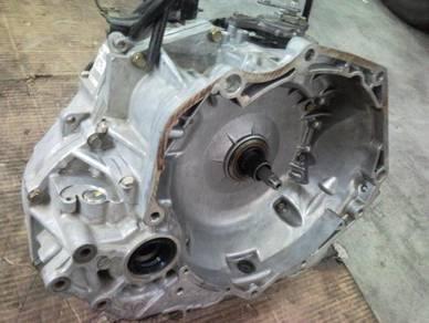 Nissan Livina N Latio Auto Gearbox