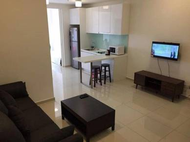 Centrus Soho Cyberjaya Fully Furnished Move In Condition with Car Park