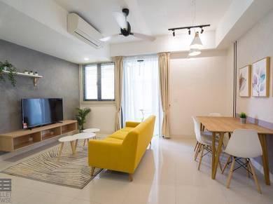 Radia Residence Fully Furnished With Garden , Bukit Jelutong