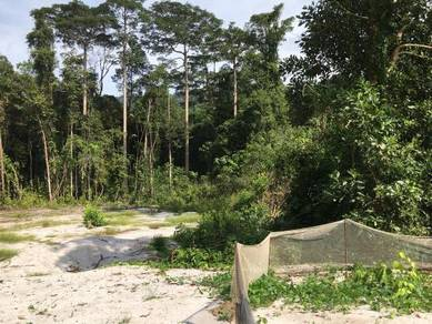 Resort Land Teluk Nipah Pangkor Island Perak For Sale