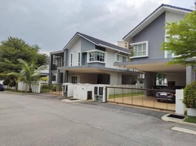 NewBanglo (with Tenant), Taman Ukay Seraya, Ampang Selangor (For Sale)