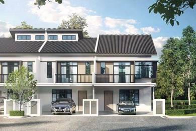 0% Deposit Cyberjaya Terrace House Bersebelahan LHDN