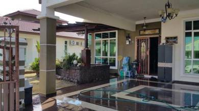 Banglo Freehold Renovated Rm480k (Tmn Krubong Perdana)