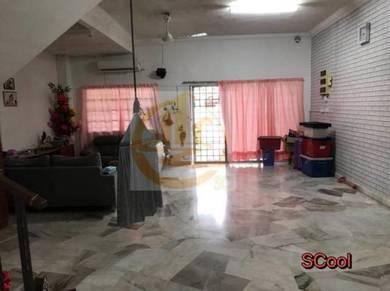 Below Market Price Double Storey Taman Kim chuan Pandamaran Port Klang