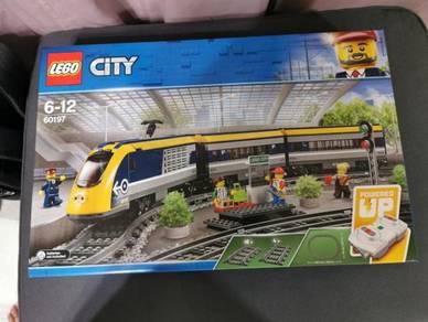 LEGO 60197 City Passenger Train