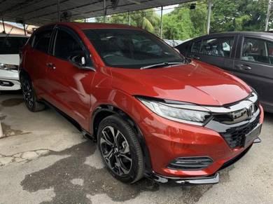 2020 Honda HR-V 1.8L (A) Merdeka Sales