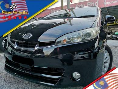 2013 Toyota WISH 1.8 G FACELIFT (A)LOW MILLAGE!!!