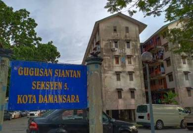 Gugusan Siantan Apartment in Seksyen 5, Kota Damansara, Petaling Jaya