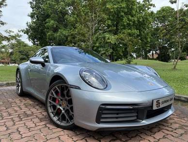 2019 Porsche 911 CARRERA 4S WITH CARBON ROOF