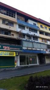 Ground floor intermediate shoplot at Bandaran Berjaya