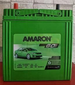 New car battery ns40 ns60 ns70 d55 din55 bateri