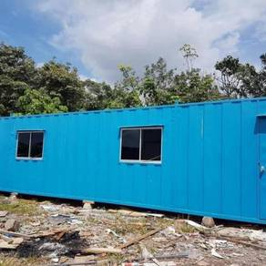 Kabin/cabin 40' Heavy & Lightduty - Pejabat/Studio