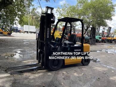 JAPAN Direct Imported NISSAN 2 ton FORKLIFT