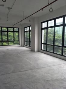 New Office Size 2217sqf in Corporate Building Wangsa Maju, LRT, KL