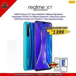 New Realme XT [8 128GB] 64MP 4 rear camera My Set