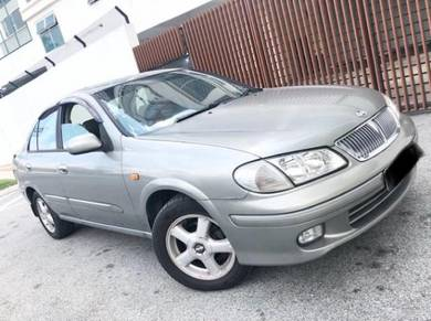 2003 Nissan SENTRA 1.8 GXE(A)LeatherSeat 1OnwerCar