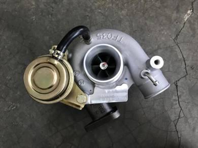 Turbo charger mitsubishi pajero 2.8 4m40 v46