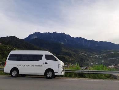 Sewa Van Rental Travel Tour Visit Holiday