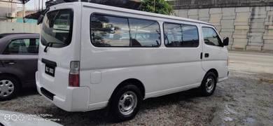 Nissan URVAN 3.0 WINDOW VAN (M)Acc Free