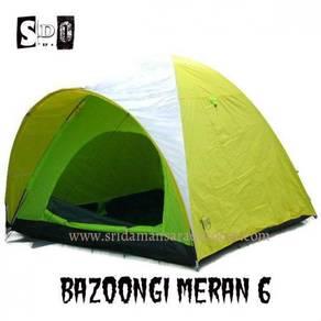 Family Tent Meran Dome 6