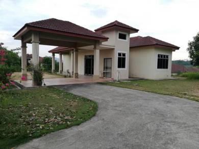 Banglo CORNER LOT near MASJIDi Idaman Villa Sendayan / seremban