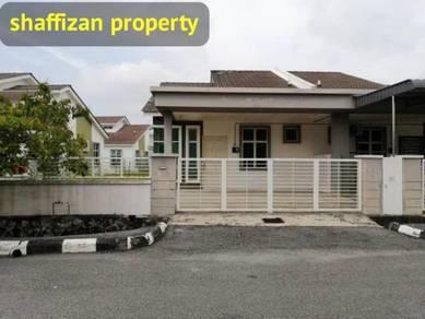 Rumah Semi D Taman Insaniah Kuala Ketil - kurang 15k dari market value