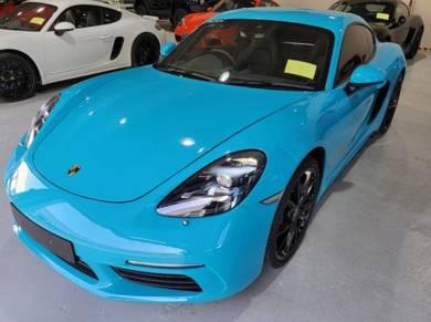 Porsche CAYMAN 2.0 718 (A)