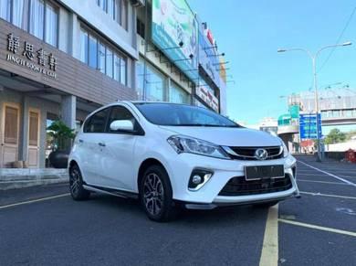 2020 Perodua MYVI ADVANCE & H 1.5L