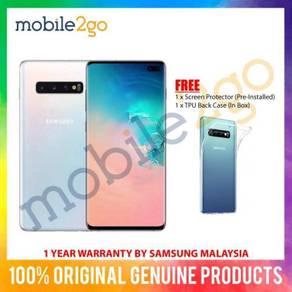Samsung Galaxy S10 Plus [128GB ROM/8GB RAM] MY Set