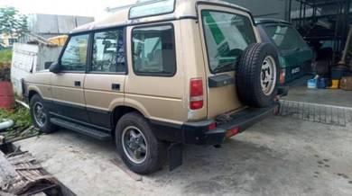 Land Rover Discovery 1 3.9 V8