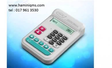 Hamini QMS - Counter Terminal Nombor Giliran CT700