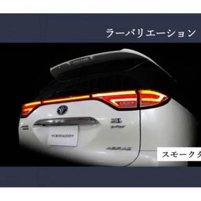 Toyota estima acr-50 crystal eyes rear lamp led