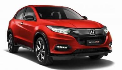 BARU Honda HRV FACELIFT 2019