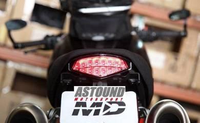 Motodynamic Ducati Monster 796 Sequential Lights