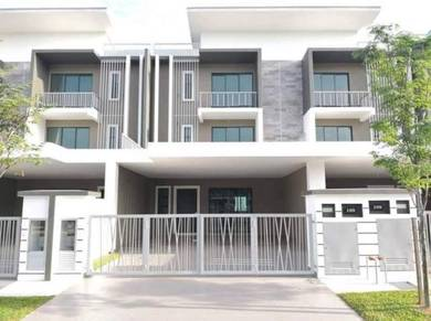 Forest Heights 2 Storey House 22x70 (4R4B) BUMI