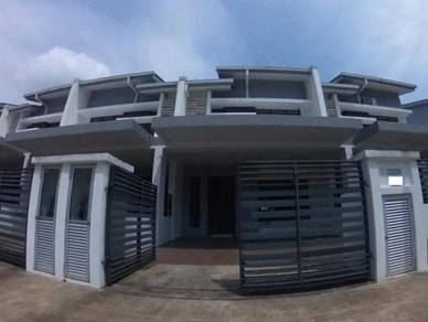 (Spacious 1885sqft) Rawang M Residence 2 Double Storey Terrace Alpine