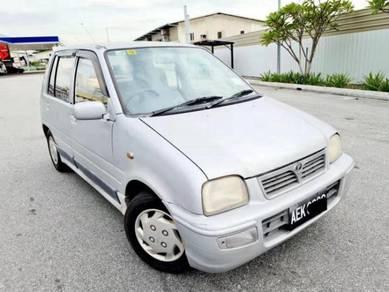 Perodua KANCIL 659cc 660 EX (M) Tip Top Nego