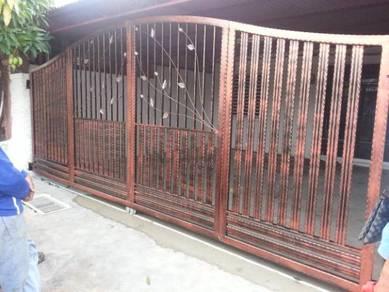 Gate Pintu Pagar