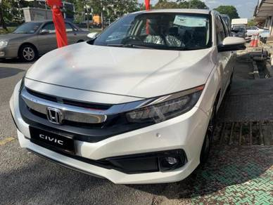 2020 Honda CIVIC S (A) Tax Offer
