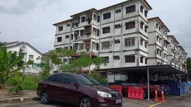 WELL MAINTAINED UNIT Flat Seksyen 5 Bandar Teknologi Kajang
