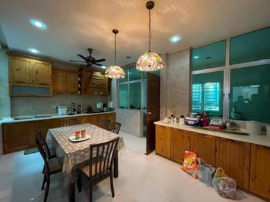 FULL EXTEND 2 Storey SEMI D off Jln Loh Poh Heng Hillside Tg Bungah