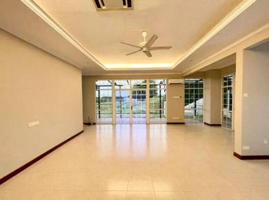 Taman Jesselton Bungalow GATED GUARDED Furnished MOVE IN CONDITION
