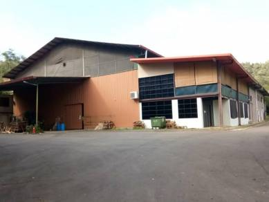 【 LAND FOR SALE 】+【 READY WAREHOUSE 】