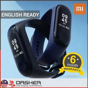 Xiaomi Mi Band 3 ENGLISH OLED Wristband Smartwatch
